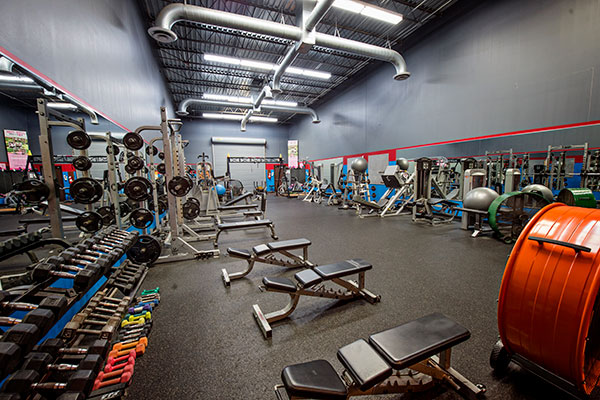 ull Fitness Weight Room