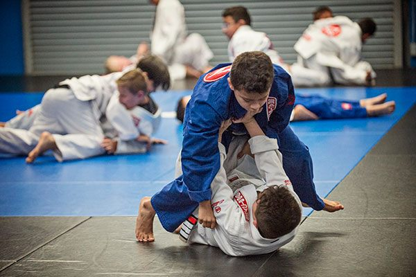 Gracie Barra gallery